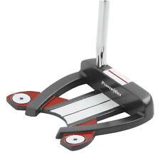 """NEW PowerBilt Golf TPS X-Type M-900 Mallet Putter 35"""" Offset Plumbers Neck"""