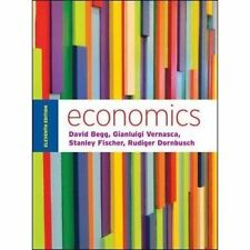 Economics by Begg and Vernasca by David Begg 9780077154516 (Paperback, 2014)