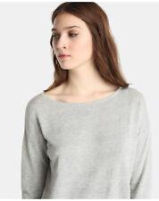 Vêtements pulls gris pour femme taille 46
