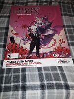 Poison Control Gamestop Exclusive Promo Poster