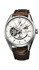 ORIENT WZ0291DK Watch ORIENTSTAR Semi-skeleton automatic winding Men's F/S