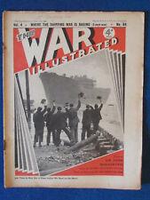 The War Illustrated Magazine - 10/4/1941 - Vol 4 - No 84 - WW2