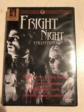 Fright Night Collection (DVD) (Out Of Print, Rare)