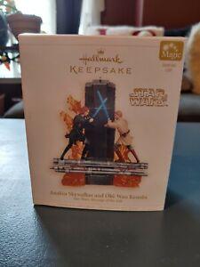 2006 hallmark keepsake ornament Star Wars revenge of the Sith Anakin Skywalker