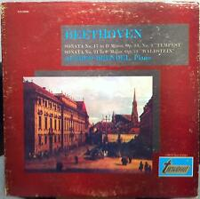Alfred Brendel - Beethoven Waldstein LP VG TV S 34394 Vinyl Record RVG
