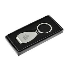 Personalized Printed Silver Bottle Opener Key Chains - Free Engraving