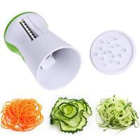 Kitchen Vegetable Spiral Slicer Fruit Cutter Peeler Spiralizer Twister Tool