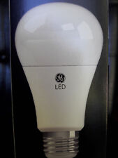 8 x 'GE' A19 Soft White LED BULBs // General Purpose// 60w Bulbs [using only 9w]