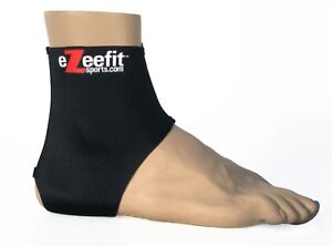 Ezeefit Sports Ankle Bootie Blister Relief Protection Ultrathin, 2mm, 3mm, Skins