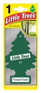 Little Trees Forest Fresh Hanging Air Freshener Home Car -4-12-24-48-72 pcs -