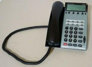 NEC DTP-8D DTerm Series E Black Digital Display Office Phones Pre-owned