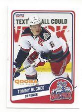 2015-16 Hartford Wolfpack (AHL) Tommy Hughes (Nottingham Panthers)