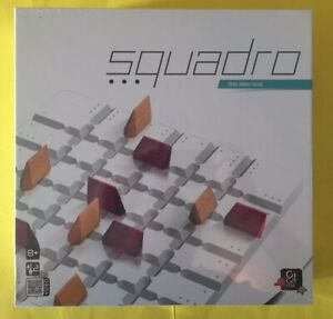 Gigamic Squadro (UK) New And Sealed Board game