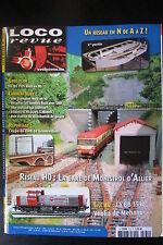 MODELISME FERROVIAIRE TRAIN MAGAZINE LOCO REVUE N° 732 de 2008