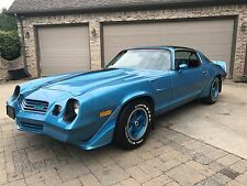 1980 Chevrolet Camaro Z28 Coupe 2-Door