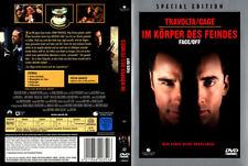 FACE/OFF - IM KÖRPER DES FEINDES --- Special Edition --- Kultfilm ---