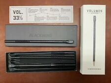Blackwing Pencils Volumes 33 1/3 - Full box of Sold Out Record Tribute Pencils
