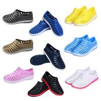 Hommes Femmes Unisexe Chaussures De Trou Drifting Plage Anti-dérapant Respirable