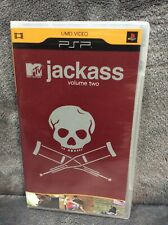 Jackass - Vol. 2 (UMD, 2008) *Sealed*
