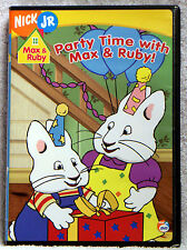 Max and Ruby - Party Time with Max and Ruby (DVD, 2006)