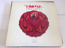Tomita Firebird 1976 RCA Red Seal ARLI-1312 Near Mint Condition Vinyl LP Superb!