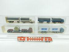 bd312-0,5 #4x WIKING H0 / 1:87 Camión: 503+522 MAGIRUS +480 +486 Krupp ,NUEVO +