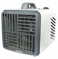 Optimus H-3001 Mini Compact Utility Heater With Thermostat (h3001)