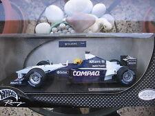 F1 Williams BMW FW 23 2001 Ralf SCHUMACHER 1:18 NEU / MINT!
