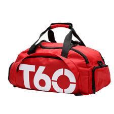 Nylon Bag Large Capacity Men Multipurpose Soft Handle Softbacks Casual Versatile