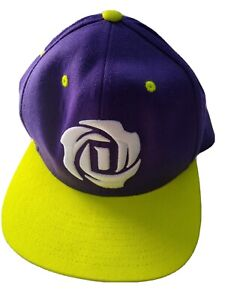 Derrick Rose Adidas Snapback Cap Authentic Baseball Style Hat- Used. Flat bill.