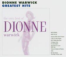 Dionne Warwick : The Very Best of Dionne Warwick CD (2005)