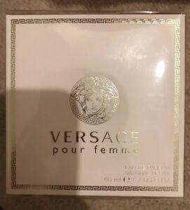 Versace Pour Femme Parfum New Sealed 50ml Perfum Body Spray