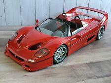 Tamiya 1997 Ferrari F50 Assembled Model 1:12 Scale Diecast Replica Car
