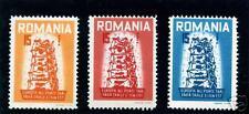 NON EMIS  SERIE EUROPA 1956  ROUMANIE