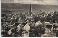 BAD KÖSEN bei Naumburg Sachsen-Anhalt AK ~1910/20 Teilansicht Häuser Blick