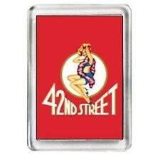 42nd Street. The Musical. Fridge Magnet.