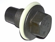 """60-80 Ford Engine Oil Pan Change Drain Plug Bolt With Gasket 1/2""""-20 Threads C"""