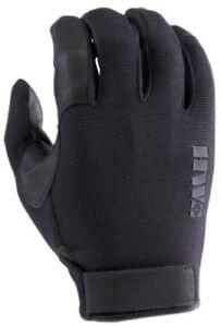 HWI Gear Spandex Knit and Goatskin Leather Duty Police Glove ULD 100 Size 3XL