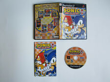 Sonic Mega Collection Plus Sony PlayStation 2 PS2  *COMPLETE* CIB