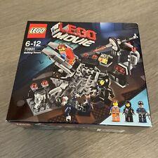 LEGO THE LEGO MOVIE - Melting Room (70801) New & Sealed