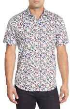 Robert Graham Bangers & Mash Short Sleeve Sport Shirt
