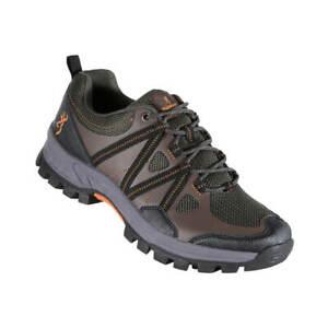 Browning Mens Glenwood Trail Shoe Bracken/Belluga