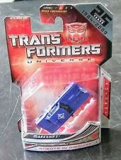 2008 TRANSFORMERS UNIVERSE 25TH ANNIVERSARY MINI-CON CLASS MAKESHIFT NEW IN PACK