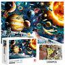 1000 pièces Planet Puzzles In Space Puzzle puzzles pour enfants Enfants adultes