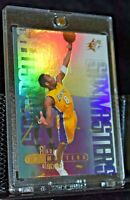 KOBE BRYANT SPX MASTERS REFRACTOR HOLO SP  LOS ANGELES LAKERS