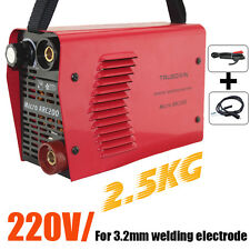 Mini 220V/-240V 2.5KG IGBT Inverter DC welding machine/equipment/stick welders