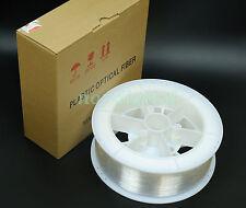Durable PMMA optical fiber optics for star lighting decoration 0.75mm full 2700m