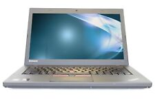 "C Grade Lenovo ThinkPad T450 14"" Intel i5 8 GB RAM 240 GB SSD WiFi Win 10 Laptop"