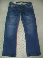 MENS ABERCROMBIE & FITCH 'BAXTER' JEANS SIZE 32