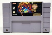 Super Metroid Players Choice Label Nintendo SNES Tested Authentic Tested
